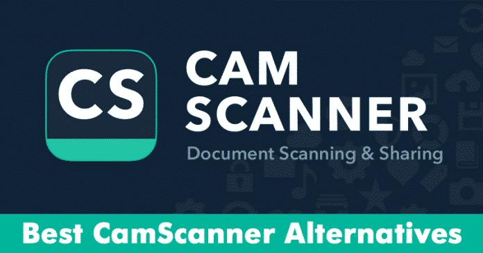 10 Best CamScanner Alternatives For Android [OCR Apps]