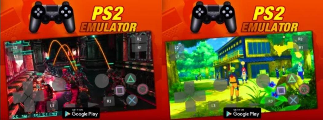 Free HD PS2 Emulator