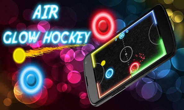 Air Glow Hockey