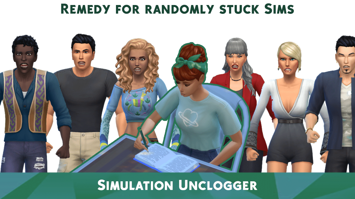 simulation unclogger