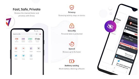 Brave Private Browser