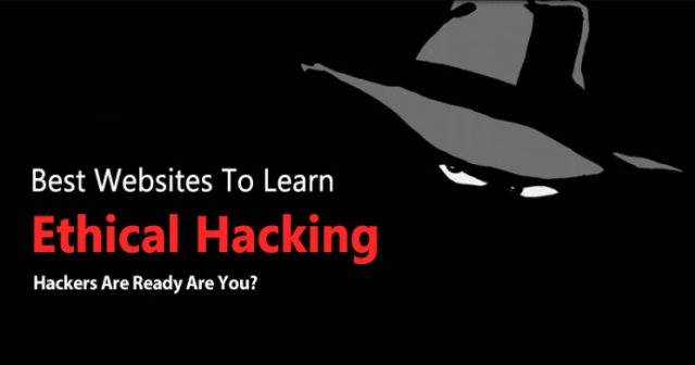 25 Best Websites To Learn Ethical Hacking in 2020