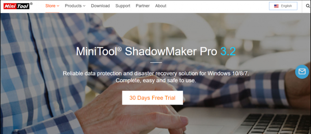 Create File Backup or System Backup with MiniTool Shadow Maker