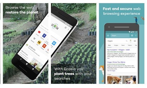 Ecosia Browser