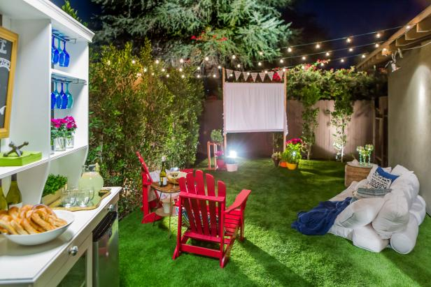 How to Build Your Own Perfect Backyard Oasis