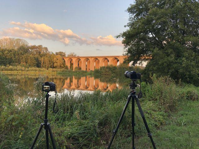Tripod DSLR Cameras