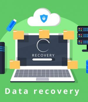 Data-recovery software