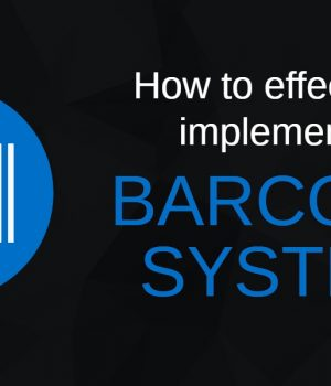 Barcode-system