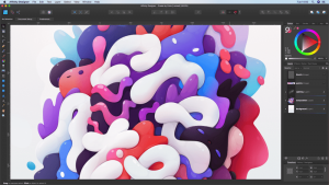 Best Free Drawing Apps for Mac Users-Affinity Designer