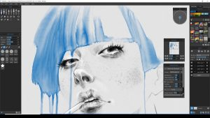 Best Free Drawing Apps for Mac Users -Rebelle 3