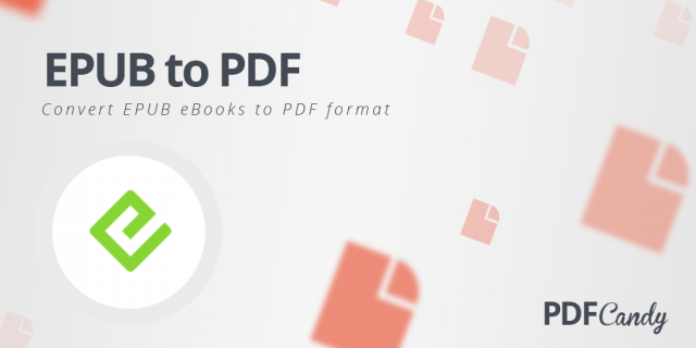 How to Easily Convert ePUB to PDF Online and Offline