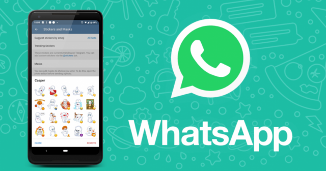 How to Download and Create your Own WhatsApp Stickers