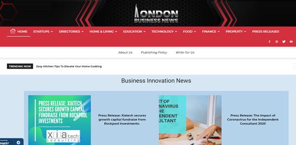 London Business News Blog