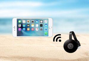 Chromecast using iOS Devices