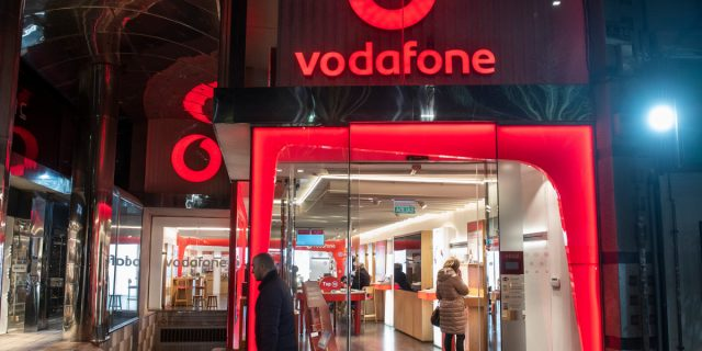How to check the Vodafone number?