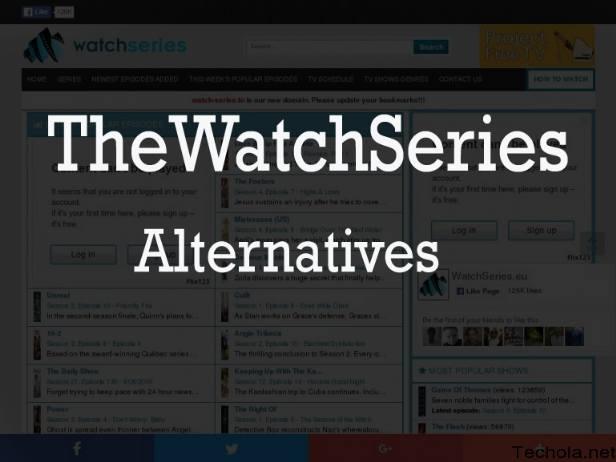Best TheWatchSeries Alternative 2021
