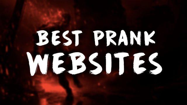 Best prank websites [2021]