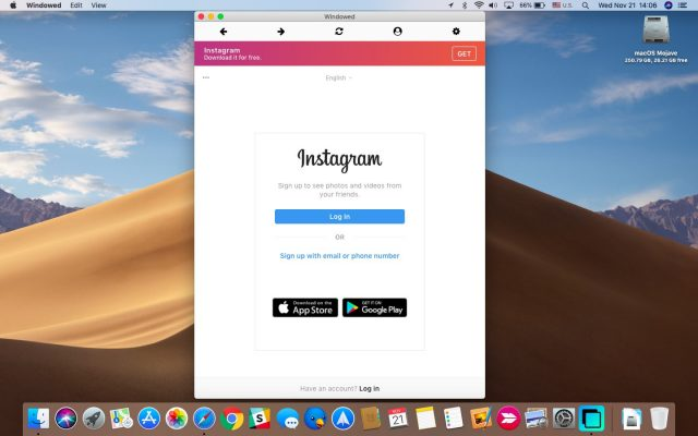 How to post on instagram from mac? [2021]